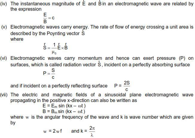 Em Waves Class 12