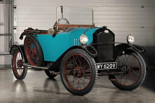 Peugeot Quadrilette Open 1922 ( UK ) by vintage-revival