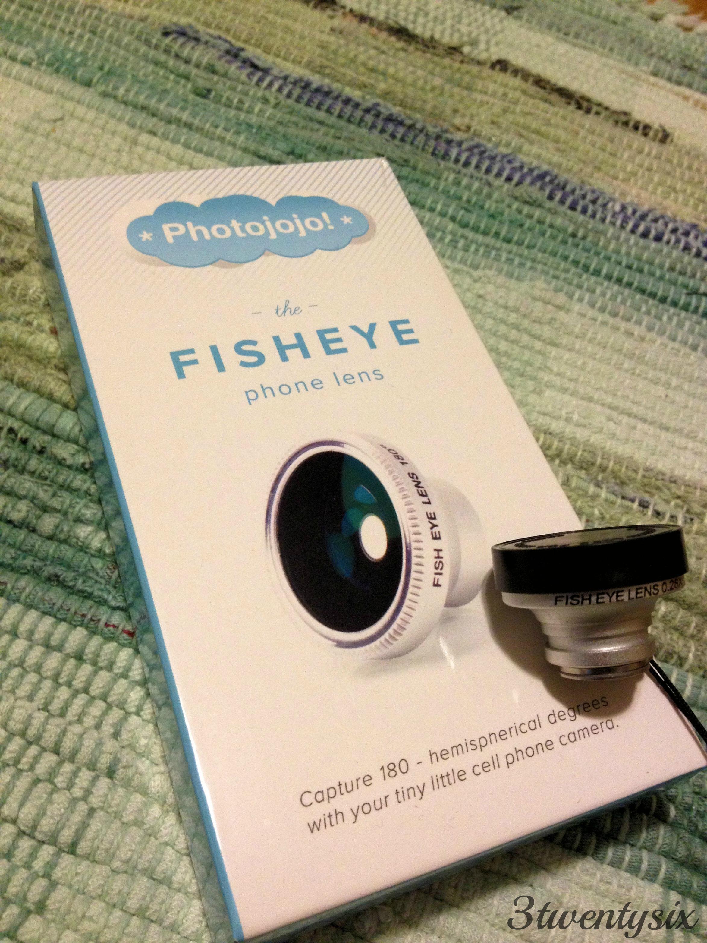 Photojojo Magnet Fisheye