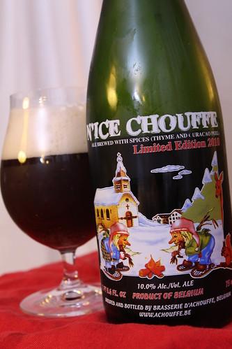 Brasserie Achouffe N'ice Chouffe