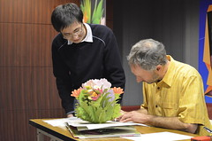 Book Signing In Kaohsiung