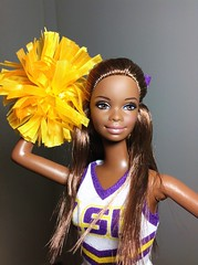 barbie lsu