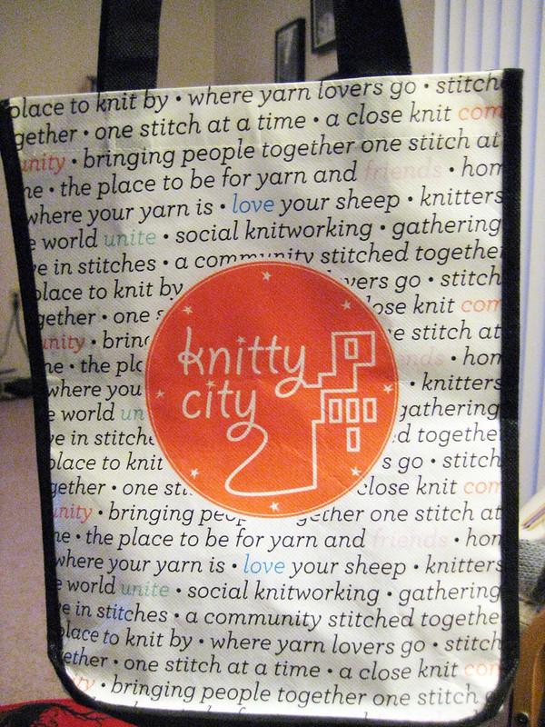 knittycitybag