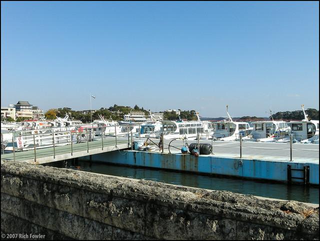Matsushima Docks