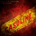 gasoline / prcssd. marysville, ca. 2012. by eyetwist