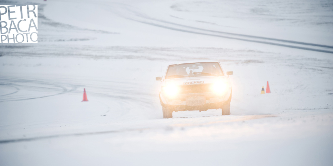 The Winter Trial 2013, Polygon Most, Toyota Celica