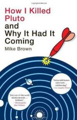 how I killed pluto mike brown cover