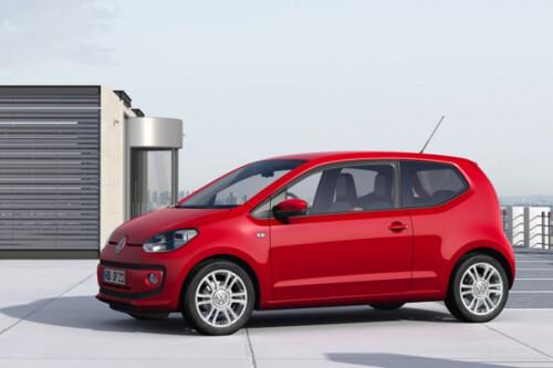 Volkswagen e-up! – компактный электромобиль от VW готовится выйти на рынок