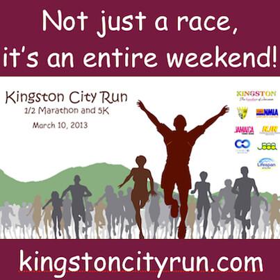 Kingston City Run