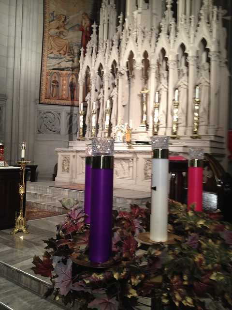 Christmas at Queen of All Saints
