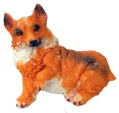 dog breed, orange, animal, animal figure, dog, pet, mammal, finnish spitz, red fox,