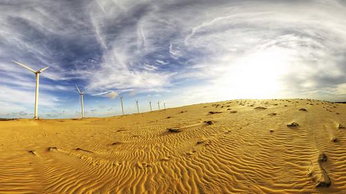 parque brasil de ceará   energia panorâmica beberibe eólico eólica