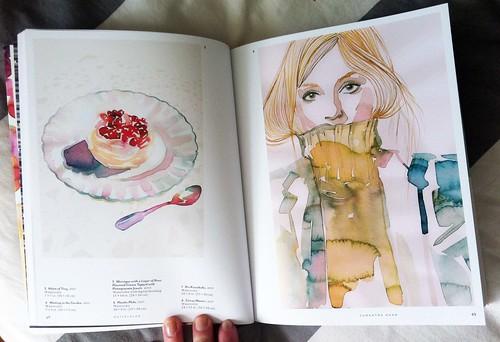 Watercolor artists book2_Samantha Hahn