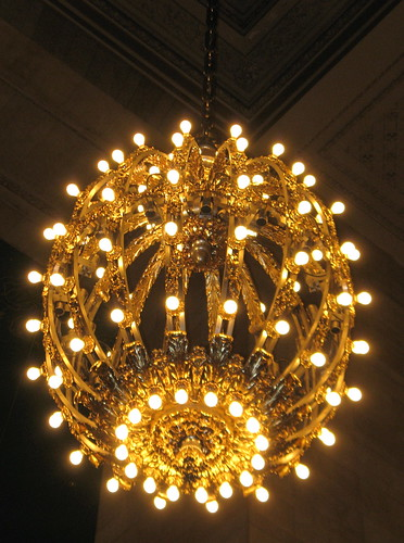 Chandelier - Grand Central