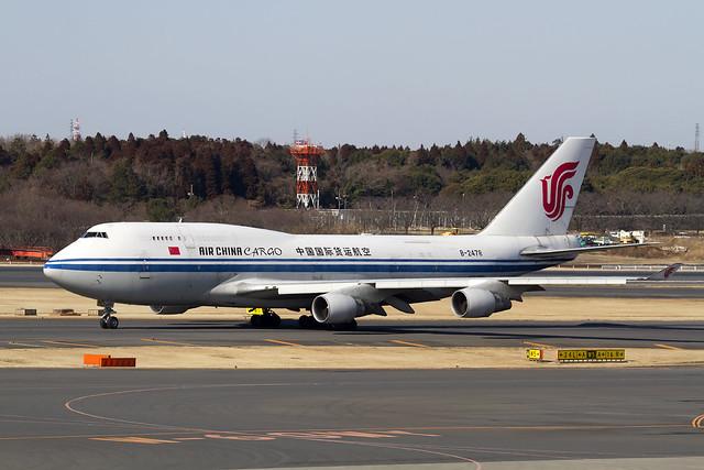Air China Cargo B747-400