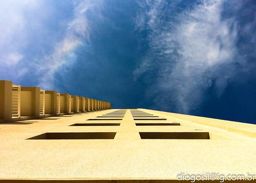Blue Sky (Vertical x Horizontal) - Por Diogosil