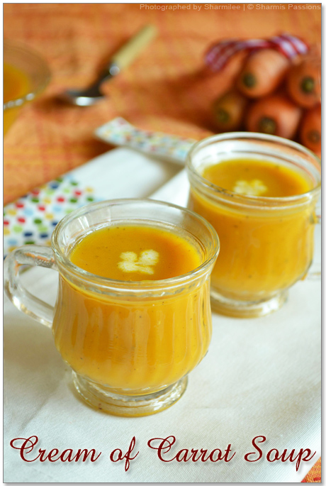 Carrot Soup Recipe