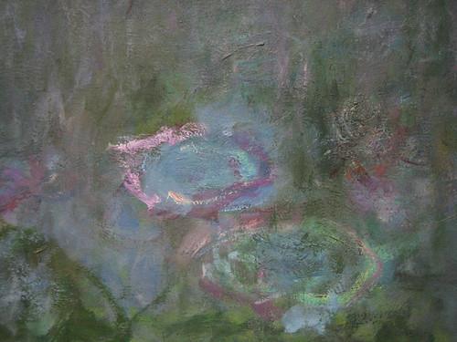 Les Nymphéas (3), Claude Monet, Musée de l'Orangerie, Paris