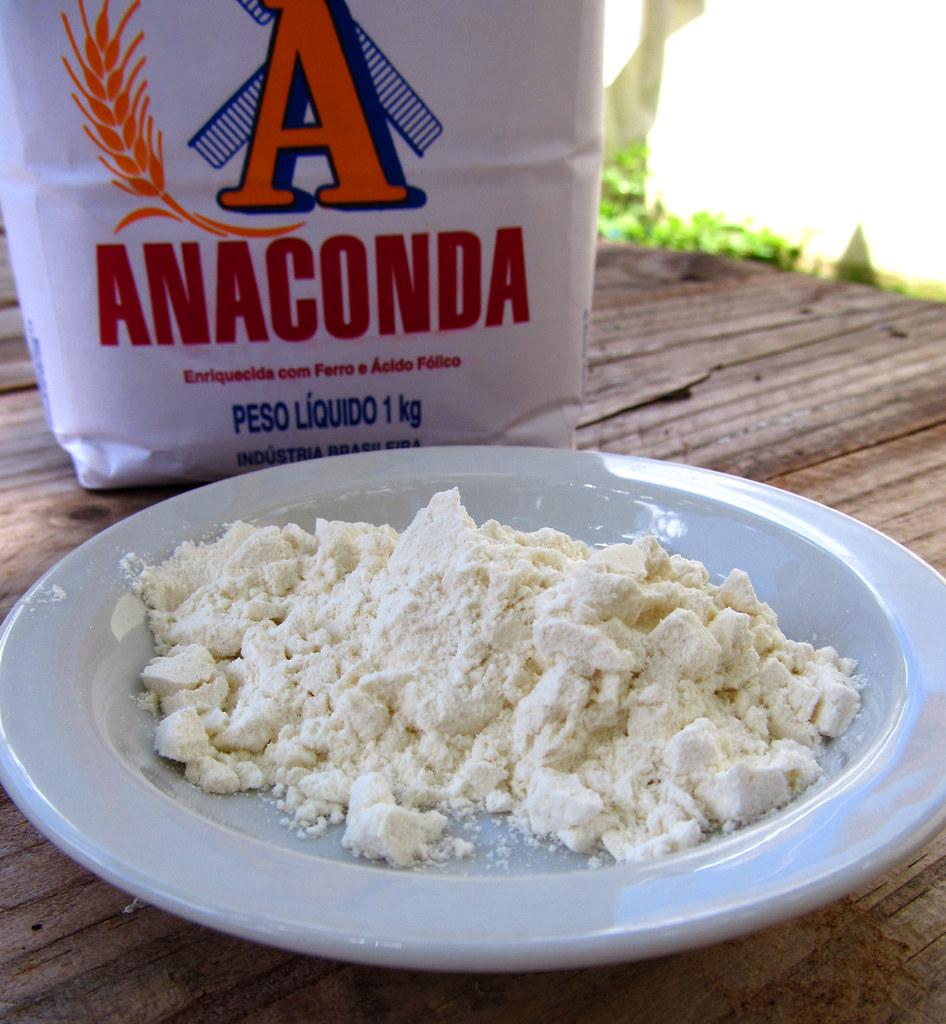 Farinha de trigo Anaconda