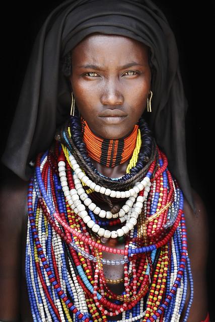 Baro Tura, Arbore Tribe, Ethiopia