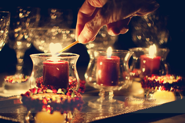 6/52 I ♥ Candlelight...