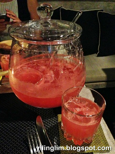 Punch - Tequila watermelon