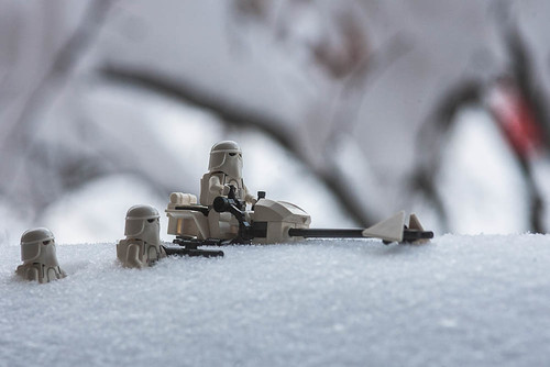 Gis us a go on the bike, mate, this is murder.
