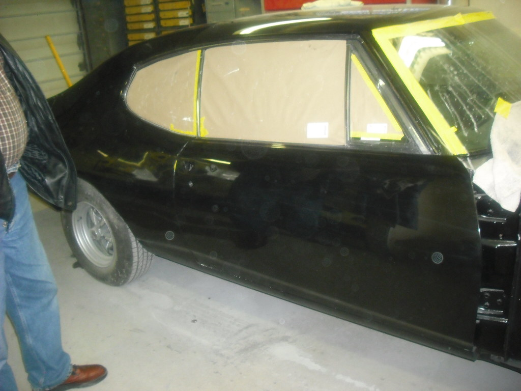 Update on my latest project - 68 GTO 8459991194_3a6f66d9dd_b