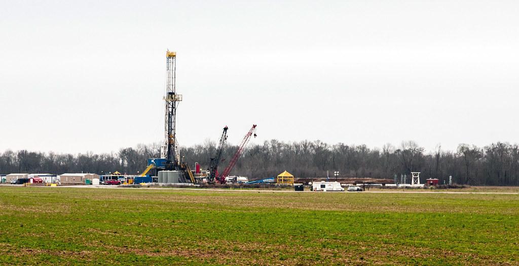 Natural Gas Fracking