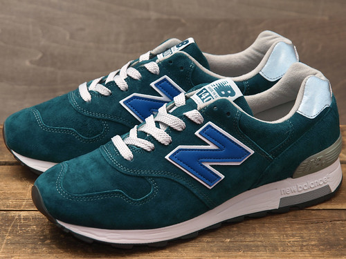New Balance for J.Crew / M1400 - Evergreen
