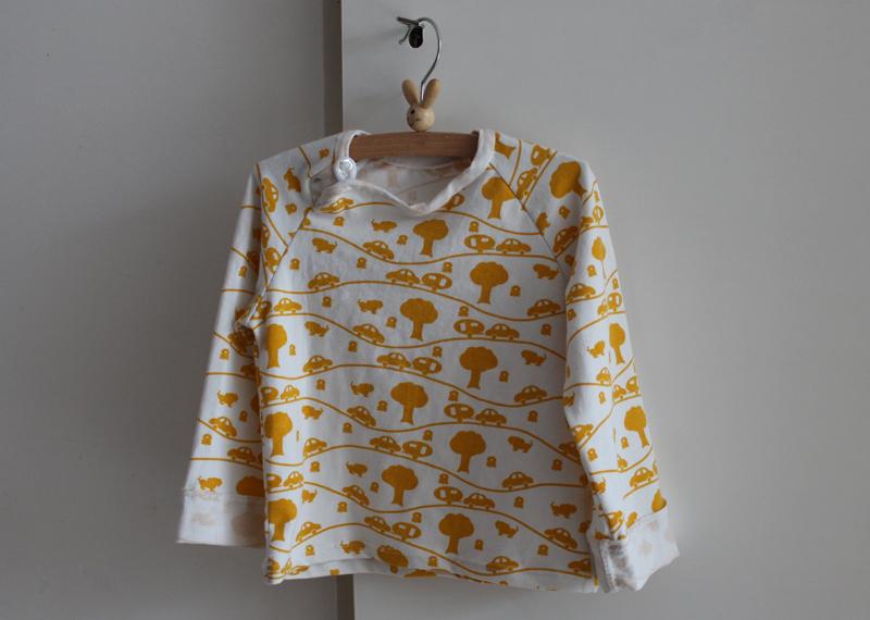 Zonnig shirtje