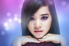 [フリー画像素材] 人物, 女性 - アジア, マレーシア人 ID:201302151400