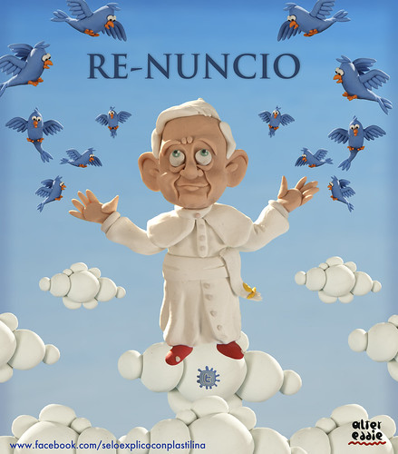 RE-NUNCIO by alter eddie