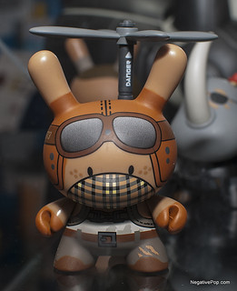 Kid Robot Dunny Post Apocalypse Series