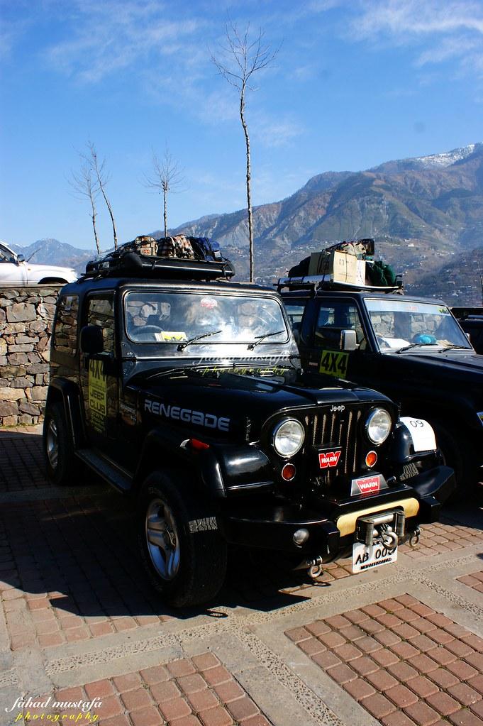 Muzaffarabad Jeep Club Neelum Snow Cross - 8468299235 3102e9613f b