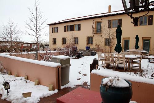 La Posada - East Wing and Lauren Hutton Balcony