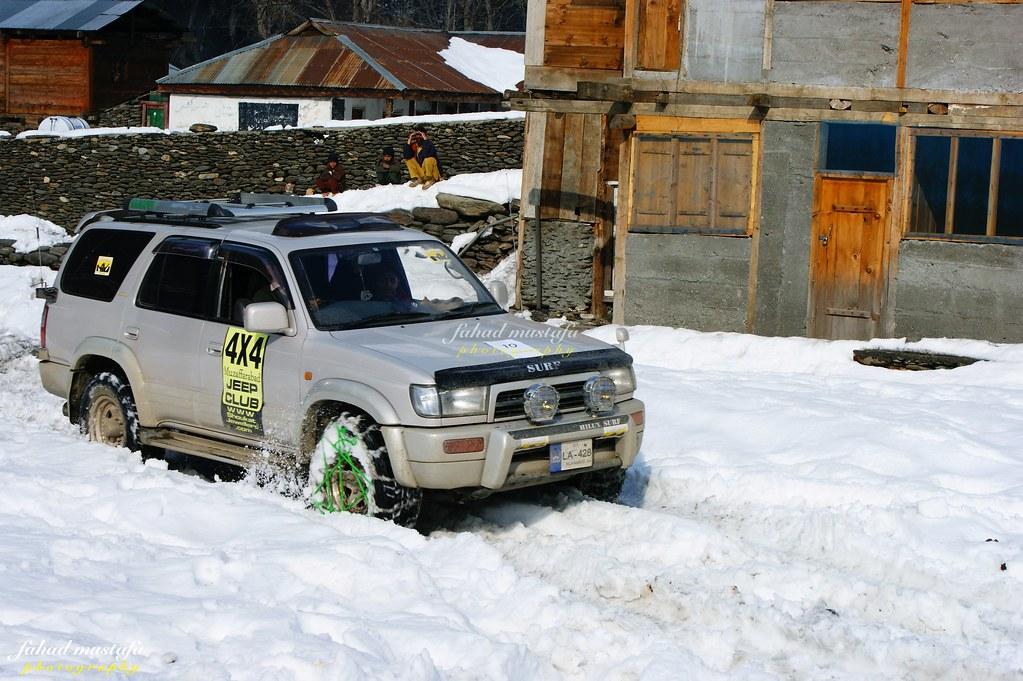 Muzaffarabad Jeep Club Neelum Snow Cross - 8472059998 288117c5dd b