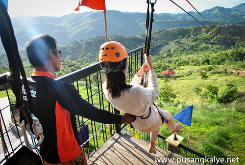 Ten Cents To Heaven Zipline