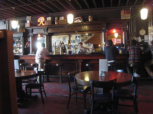 Jules Maes Bar in Seattle
