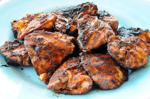 Mountain Chicken Recipe Barbecued Chicken Recipe