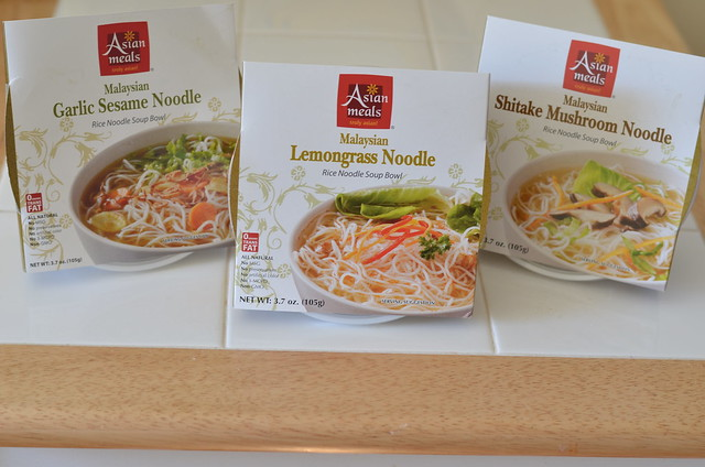 Duane Reade Asian Meals