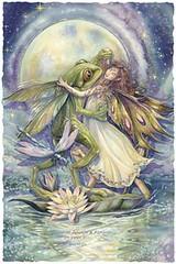 mythology(0.0), fairy(1.0), fictional character(1.0),