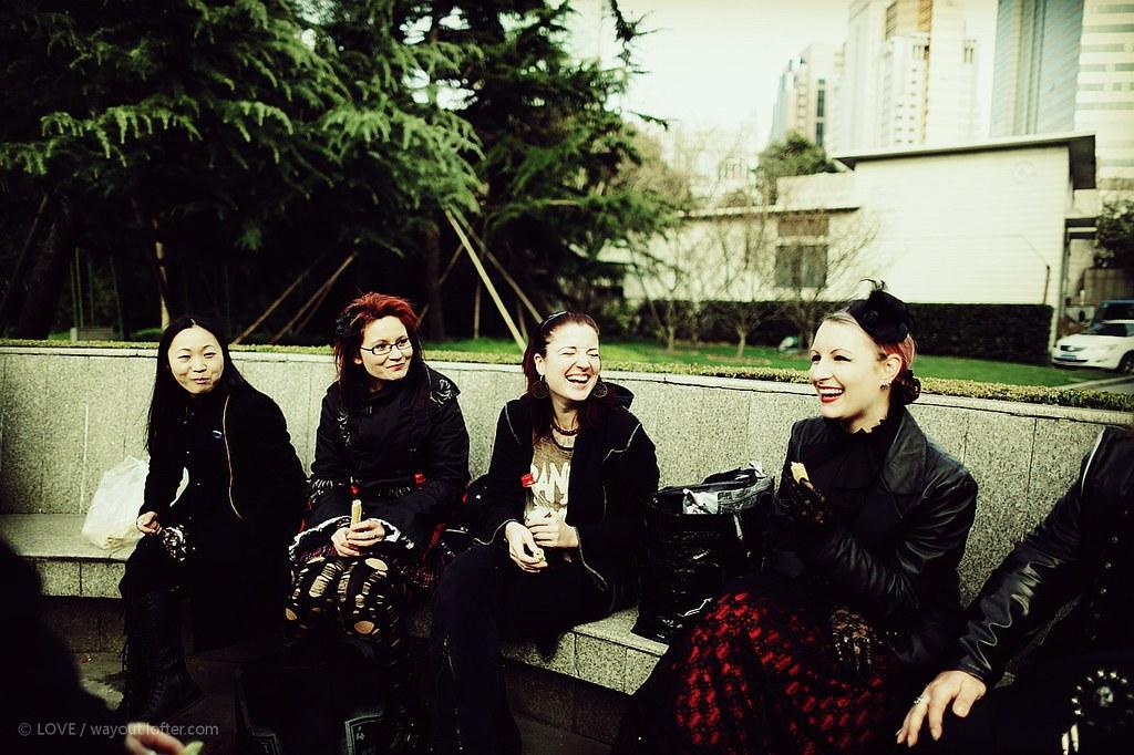 Gothic Friends