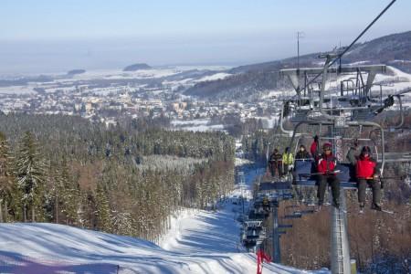 Zimní Zlatohorsko - moderní lyžařský areál s potenciálem