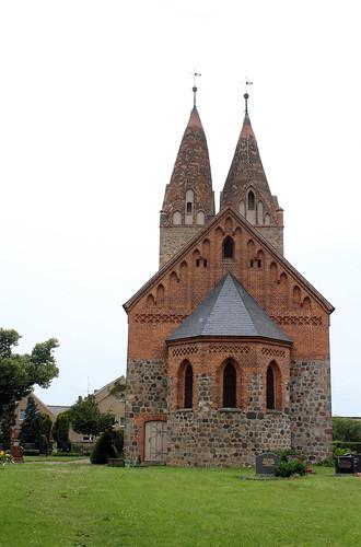 Brunau,St. Martin,Kirche