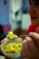 Curry Chicken & Rice