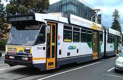 B-class tram