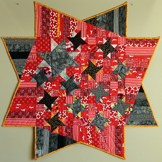 ENTRY Star of Hope for Project QUILTING 'Wish Upon a Star'