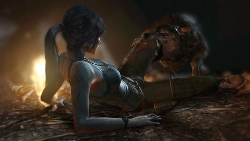 Tomb Raider Reboot ir vėl smurtas video žaidimuose...