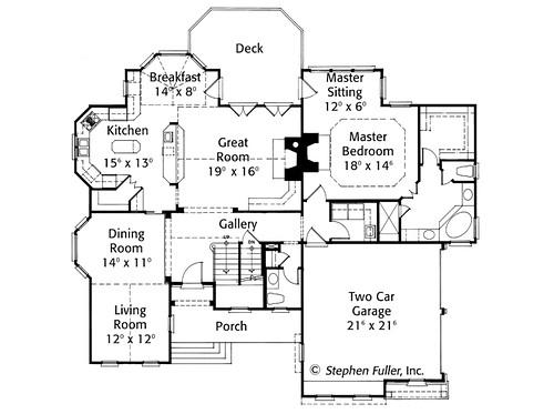 Port Gibson Stephen Fuller Floor 1